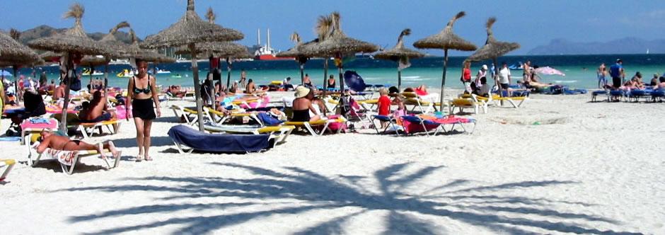 About Puerto Alcudia S Beach Resorts Majorca