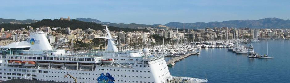 Book Taxi Mallorca - Cruise Port Transfers - Book Taxi Mallorca